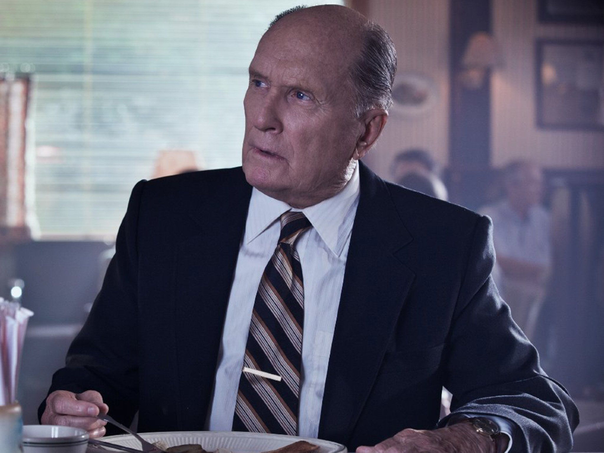 Robert Duvall on The Judge, Brando, and Ally McCoist: Why his policy