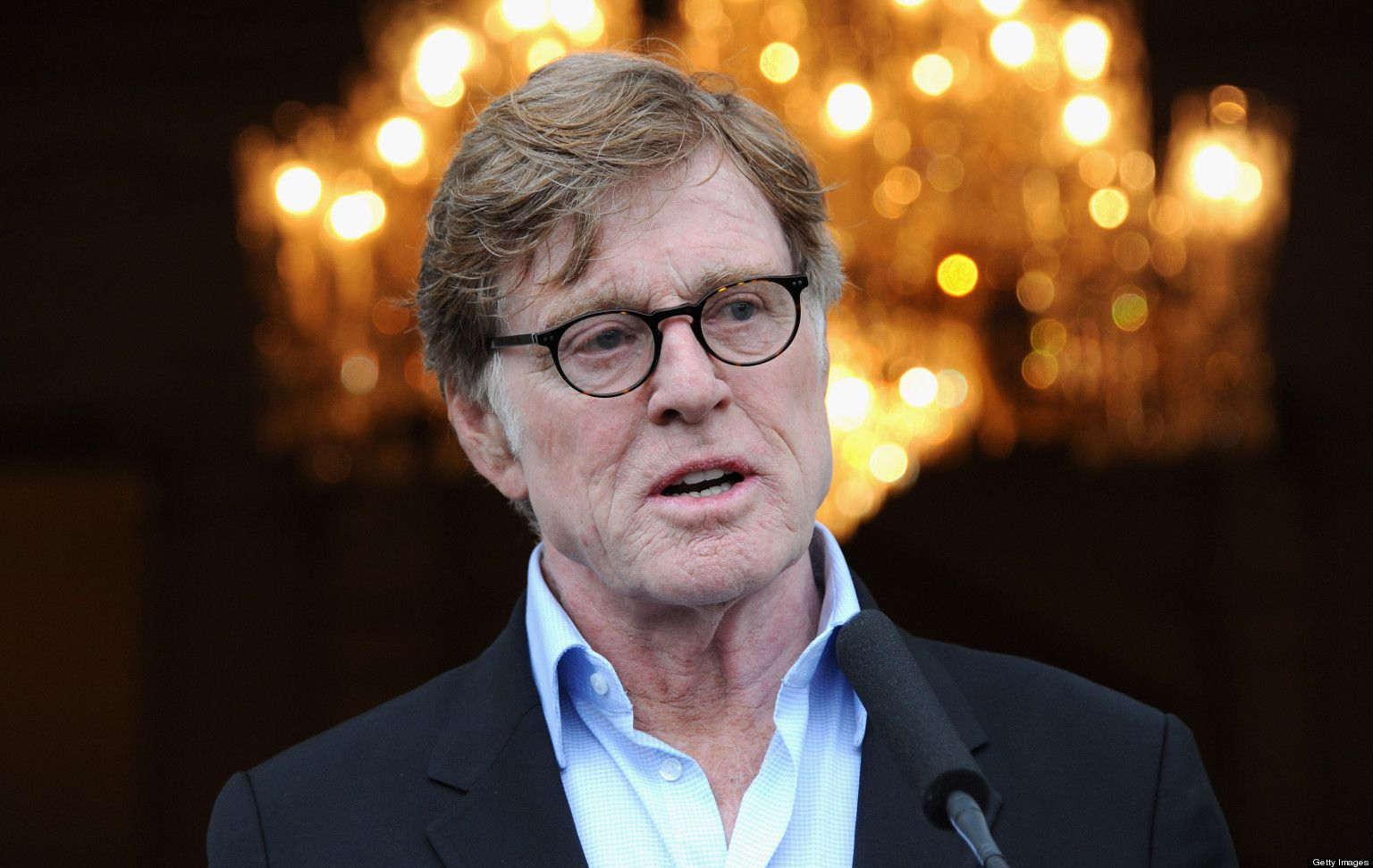 Robert Redford: Up Close and Personal