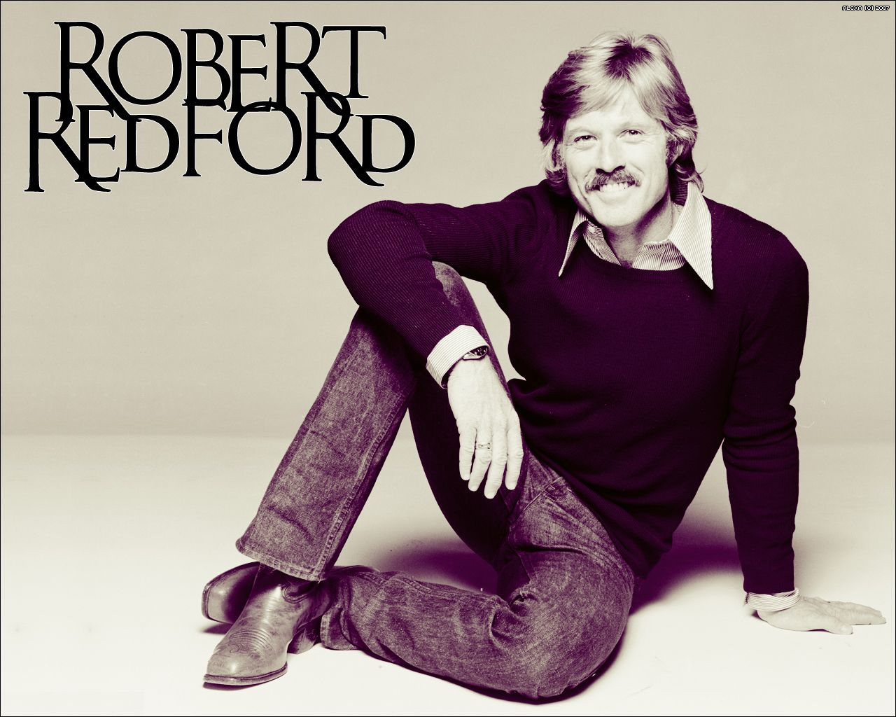 Young Image Of Robert Redford