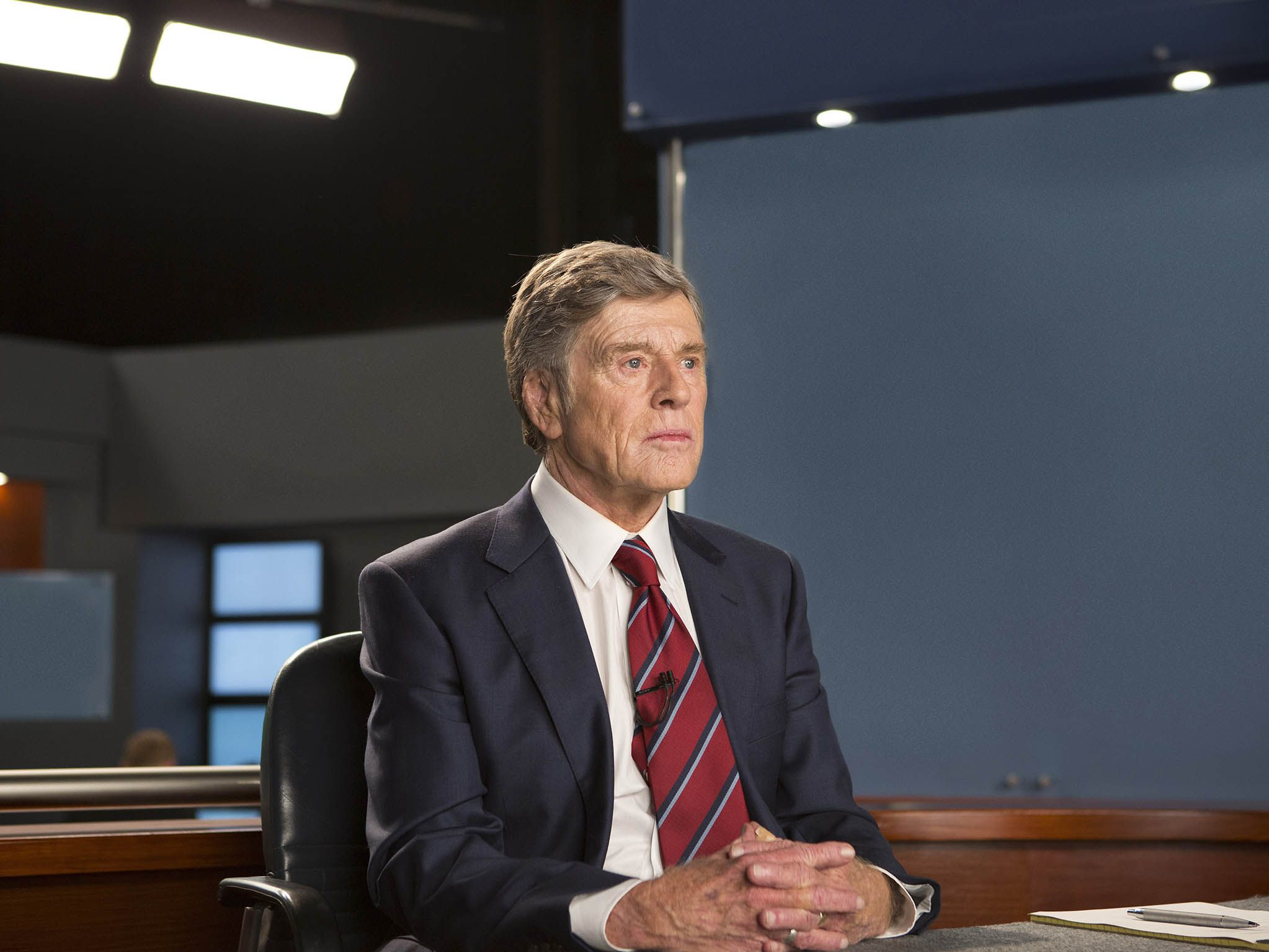 Robert Redford's new film continues his career