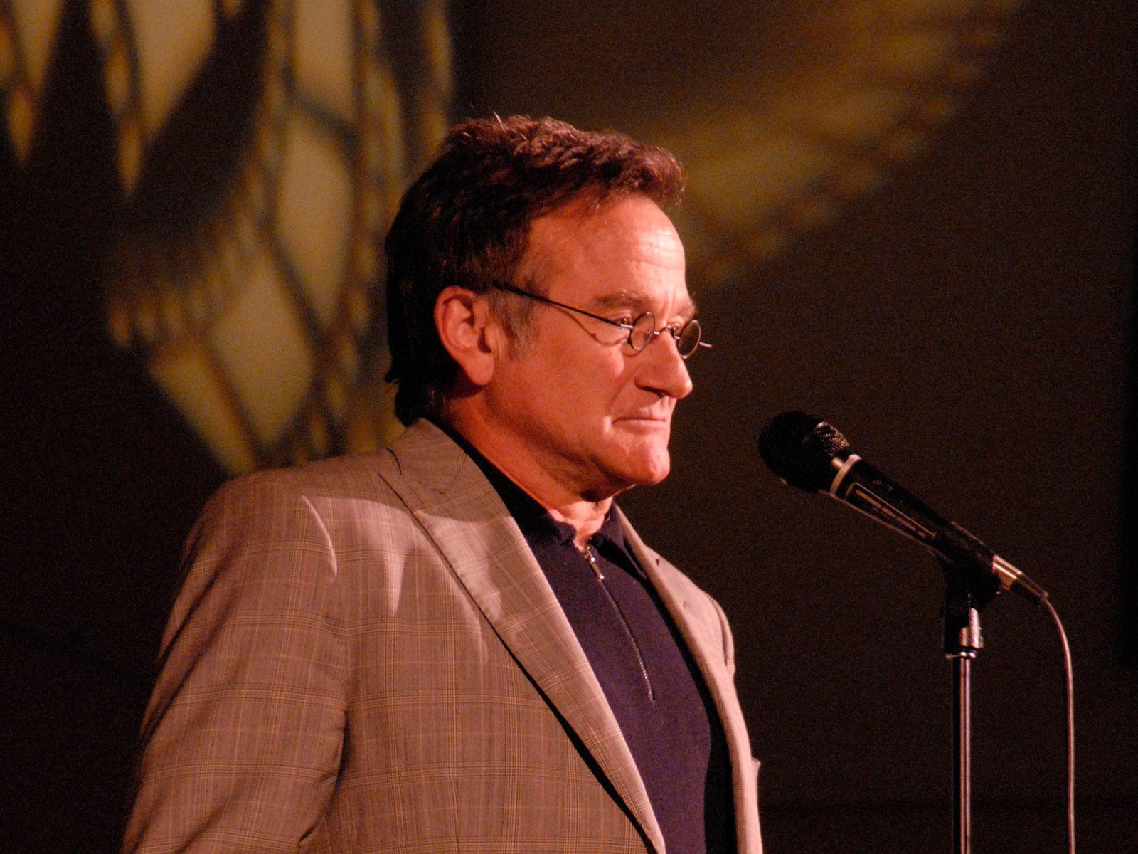 Robin Williams Wallpapers HD Download