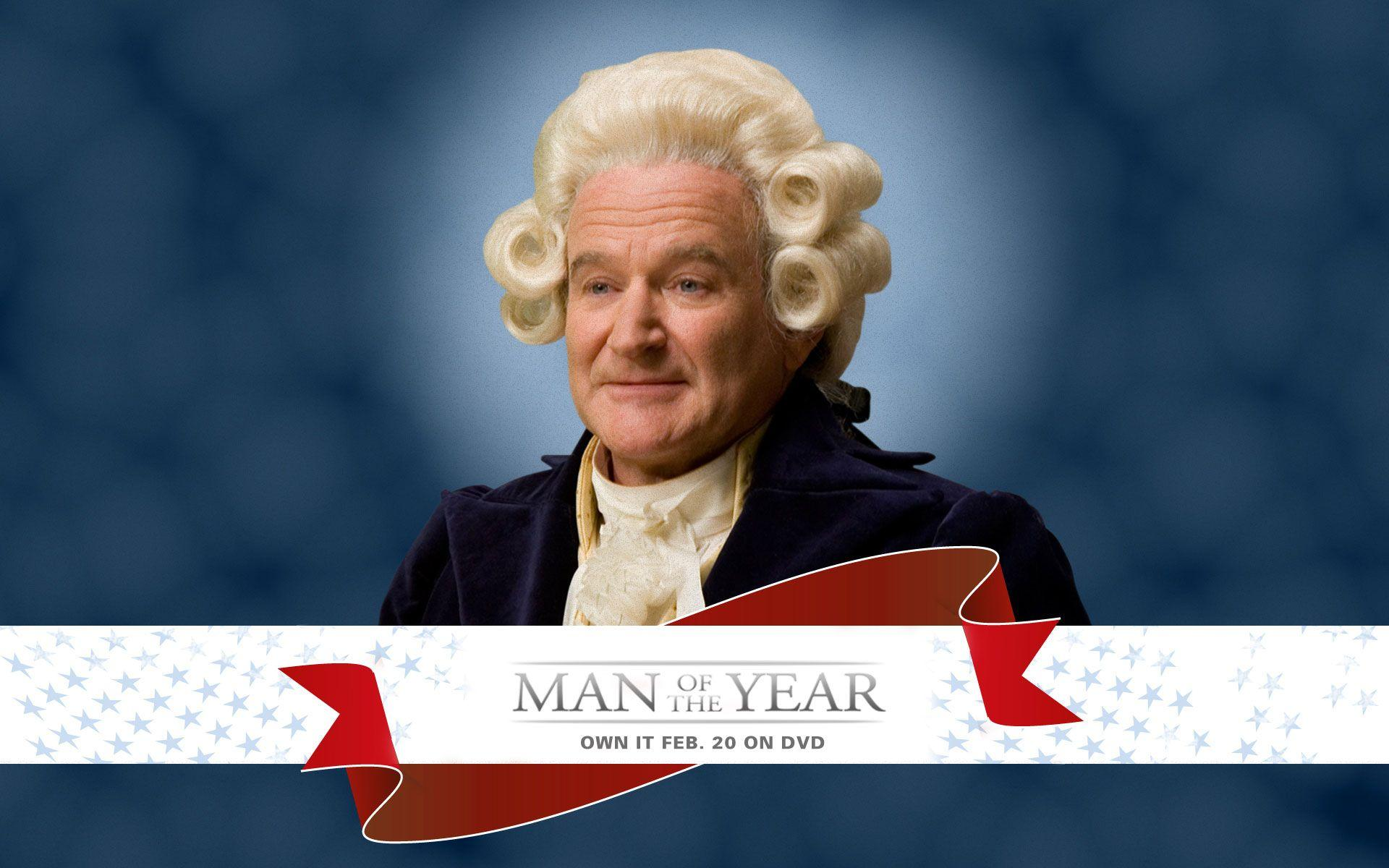 Man of the Year Movie Wallpapers