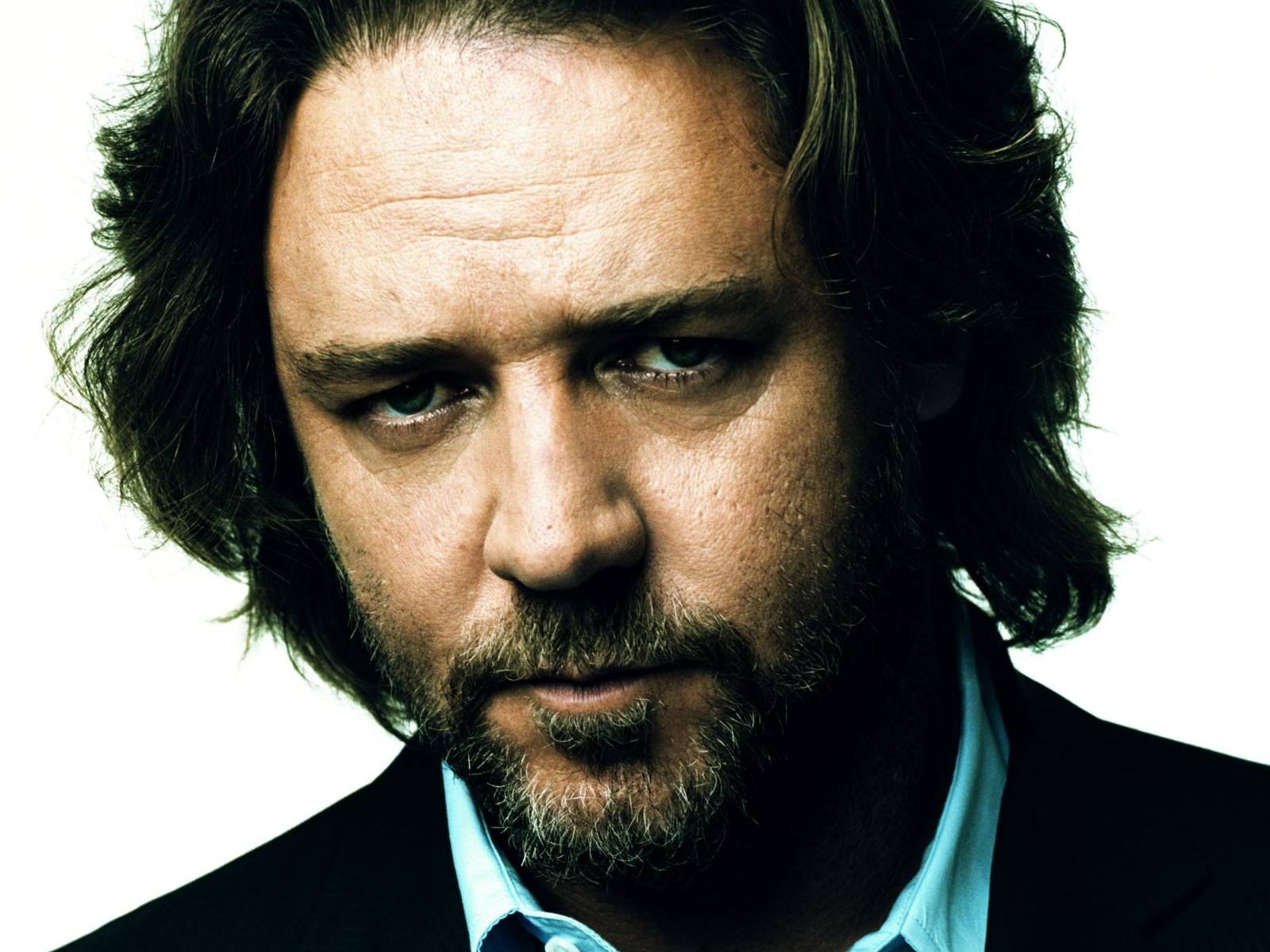 Russell Crowe Face Wallpapers 52377 1600x1200 px ~ HDWallSource