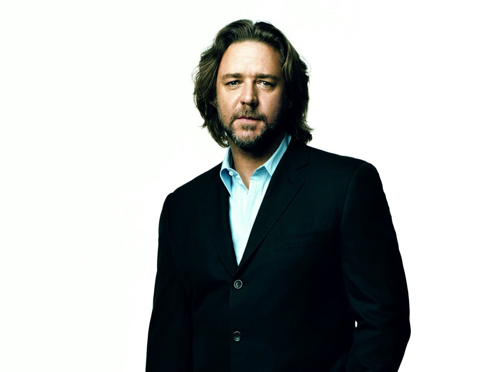 Russell Crowe Actor Wallpapers 52380 1600x1200 px ~ HDWallSource