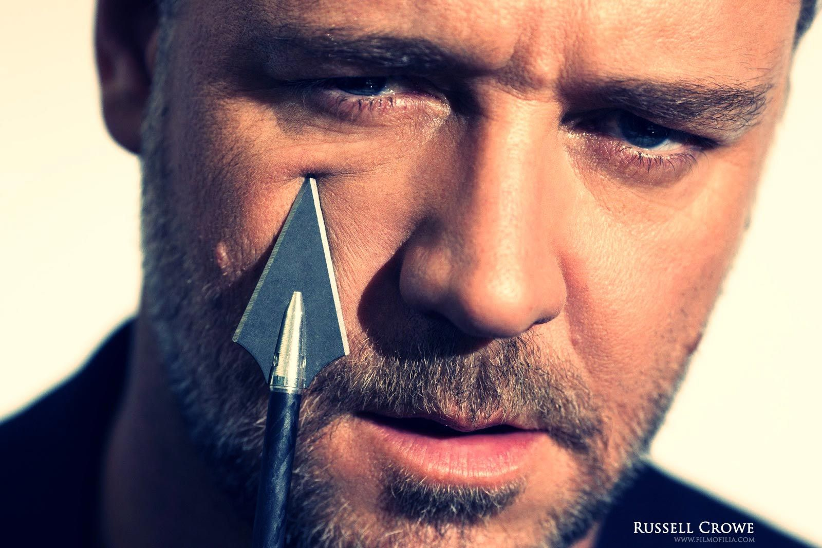 Russell Crowe Willing To Star In MAN OF STEEL 2