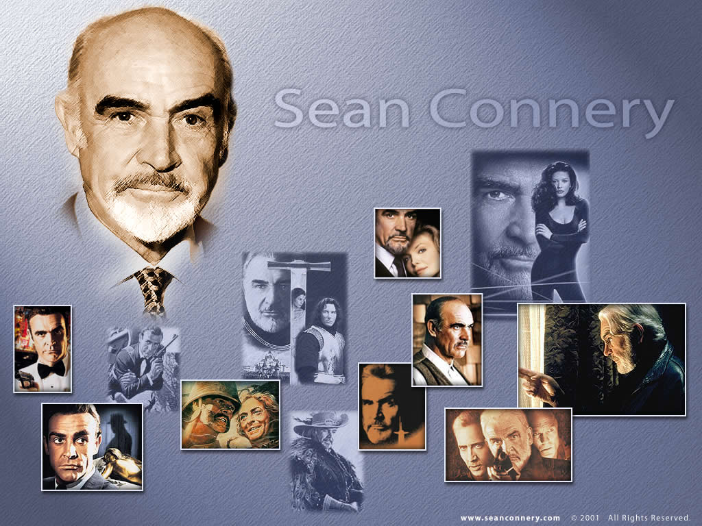 The Official Website of Sir Sean Connery
