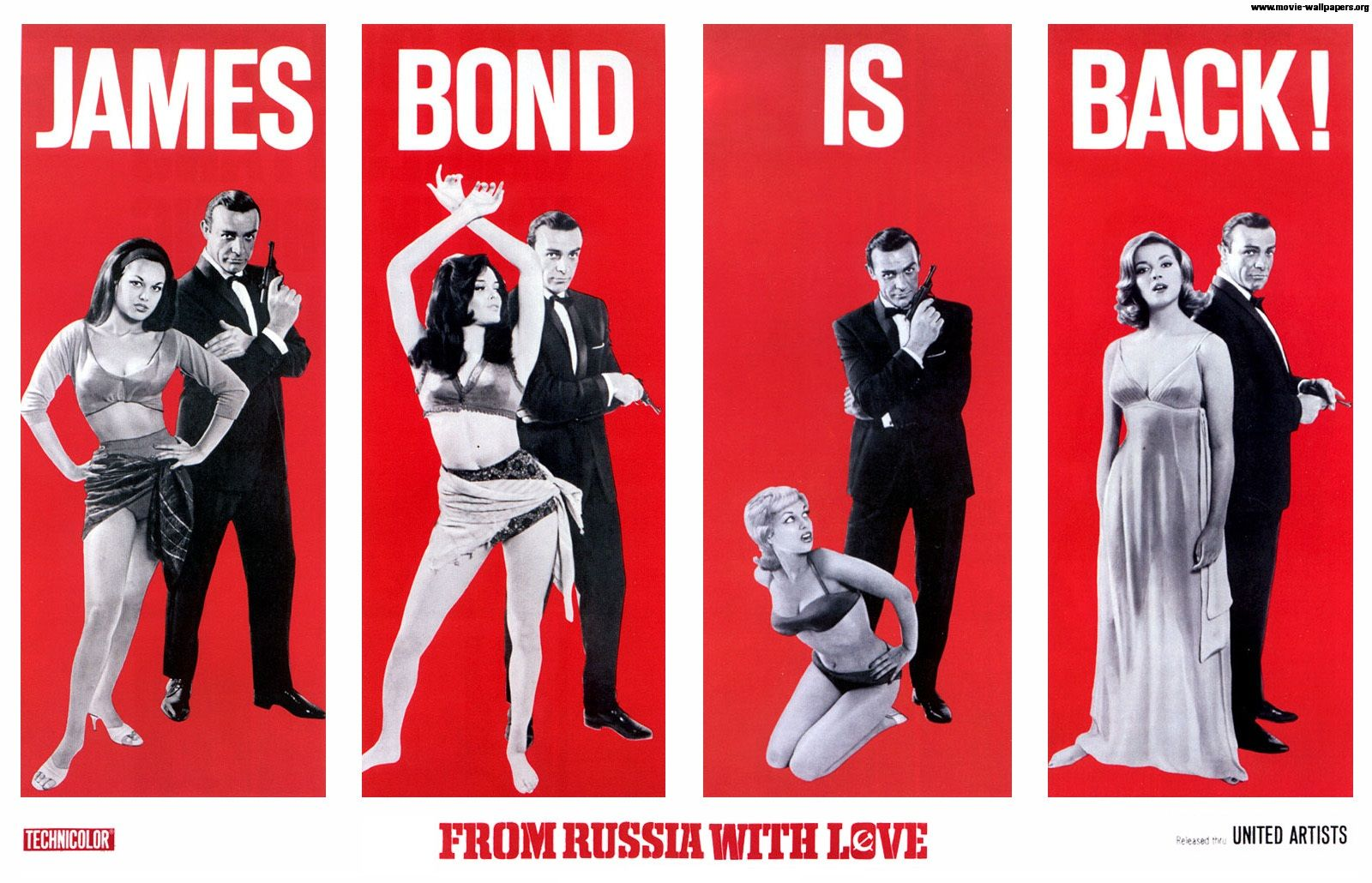 7 From Russia With Love HD Wallpapers