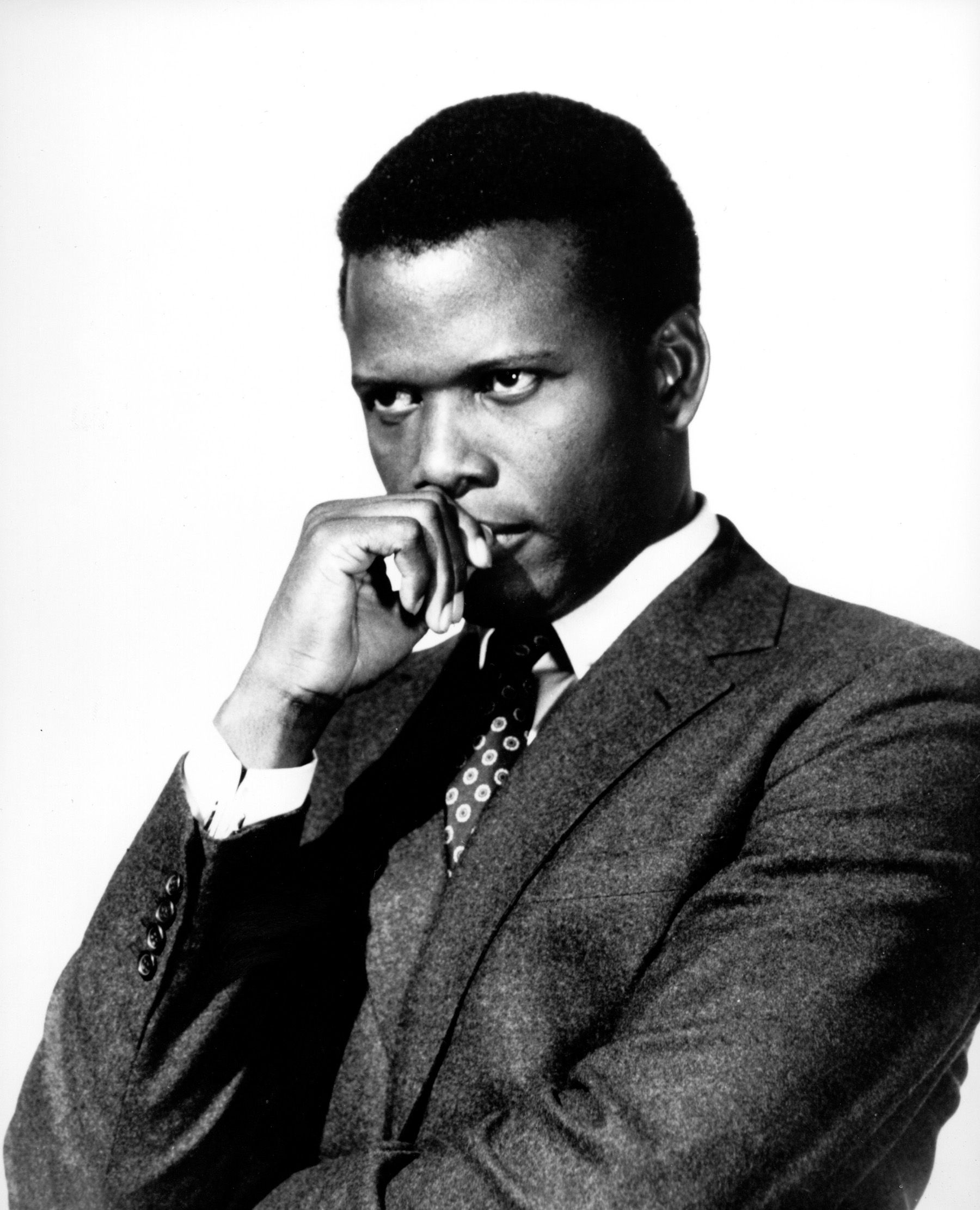 Sidney Poitier: The Man On His Generation, Wealth, and Poverty