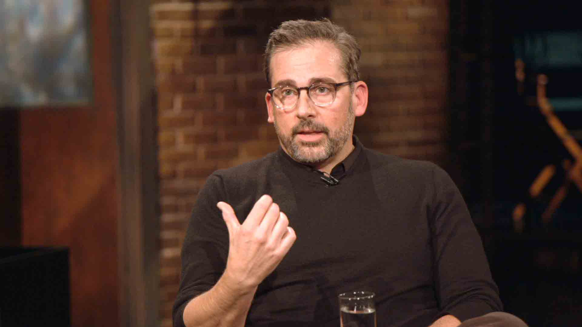 Watch Steve Carell on Always Playing Losers