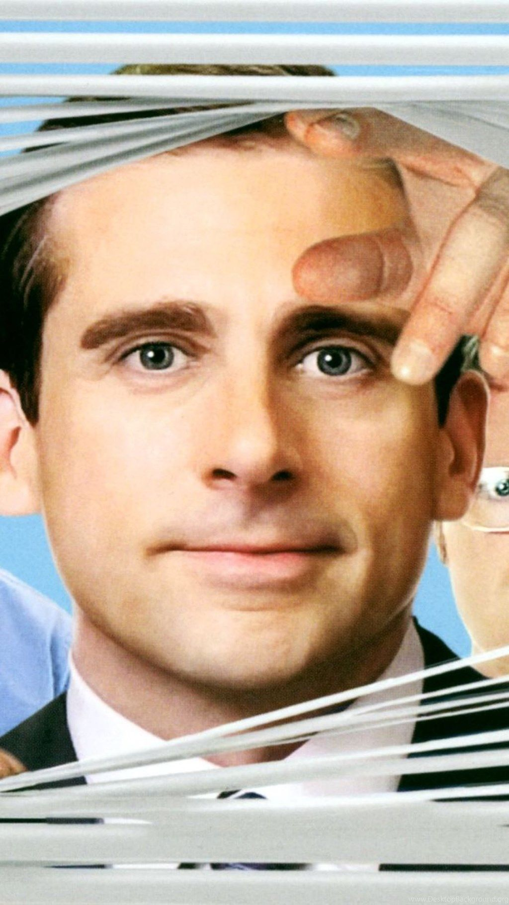 Download Wallpapers 1080x1920 The Office, Steve Carell, John