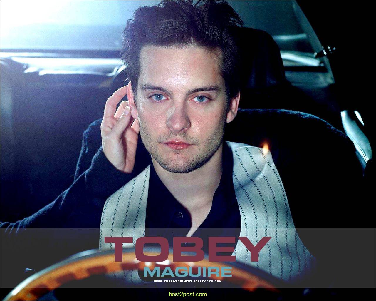 More Tobey Maguire camera Wallpapers HD Wallpapers & Backgrounds