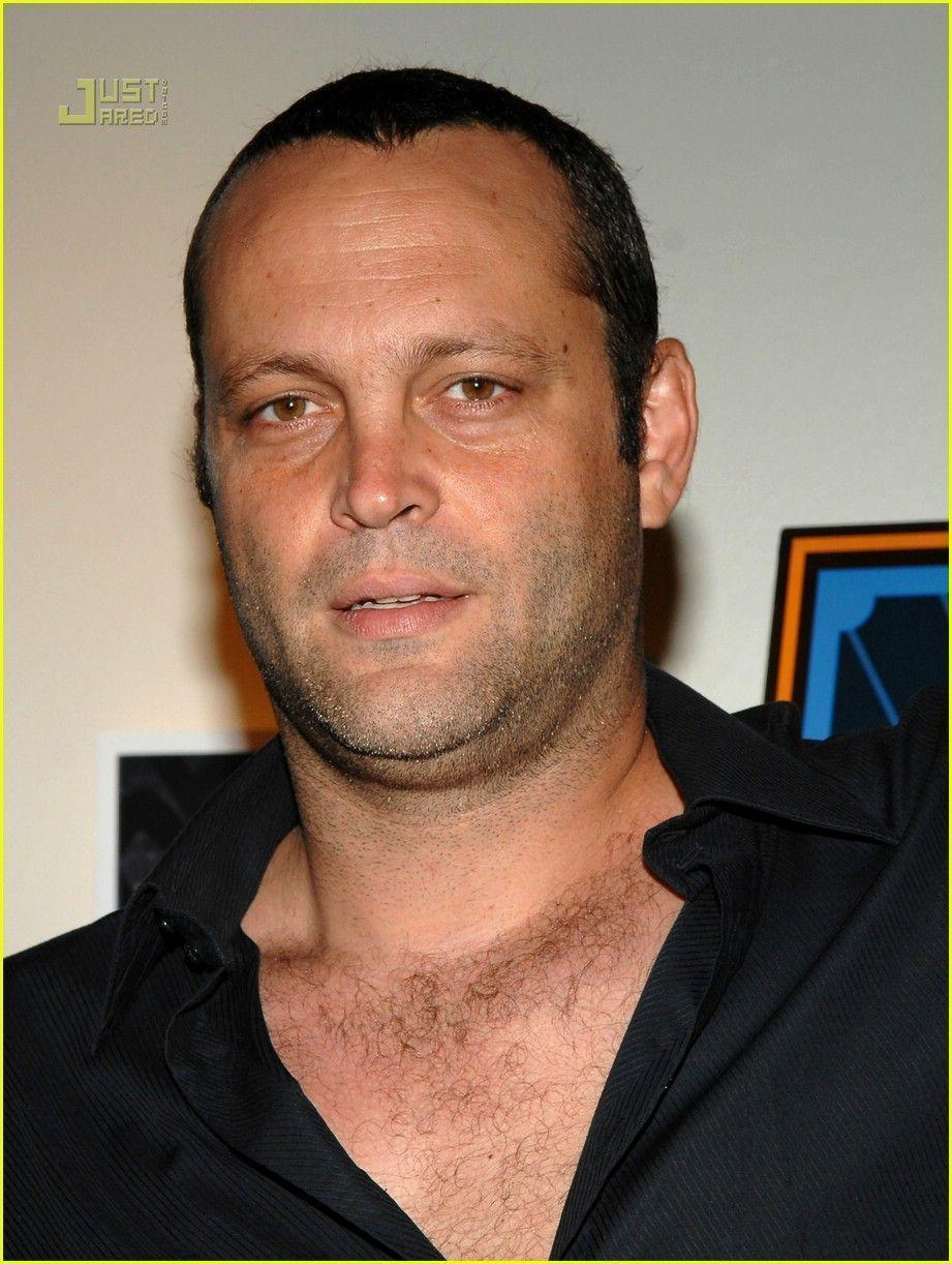 Vince Vaughn: Bald and Not So Beautiful: Photo 534651