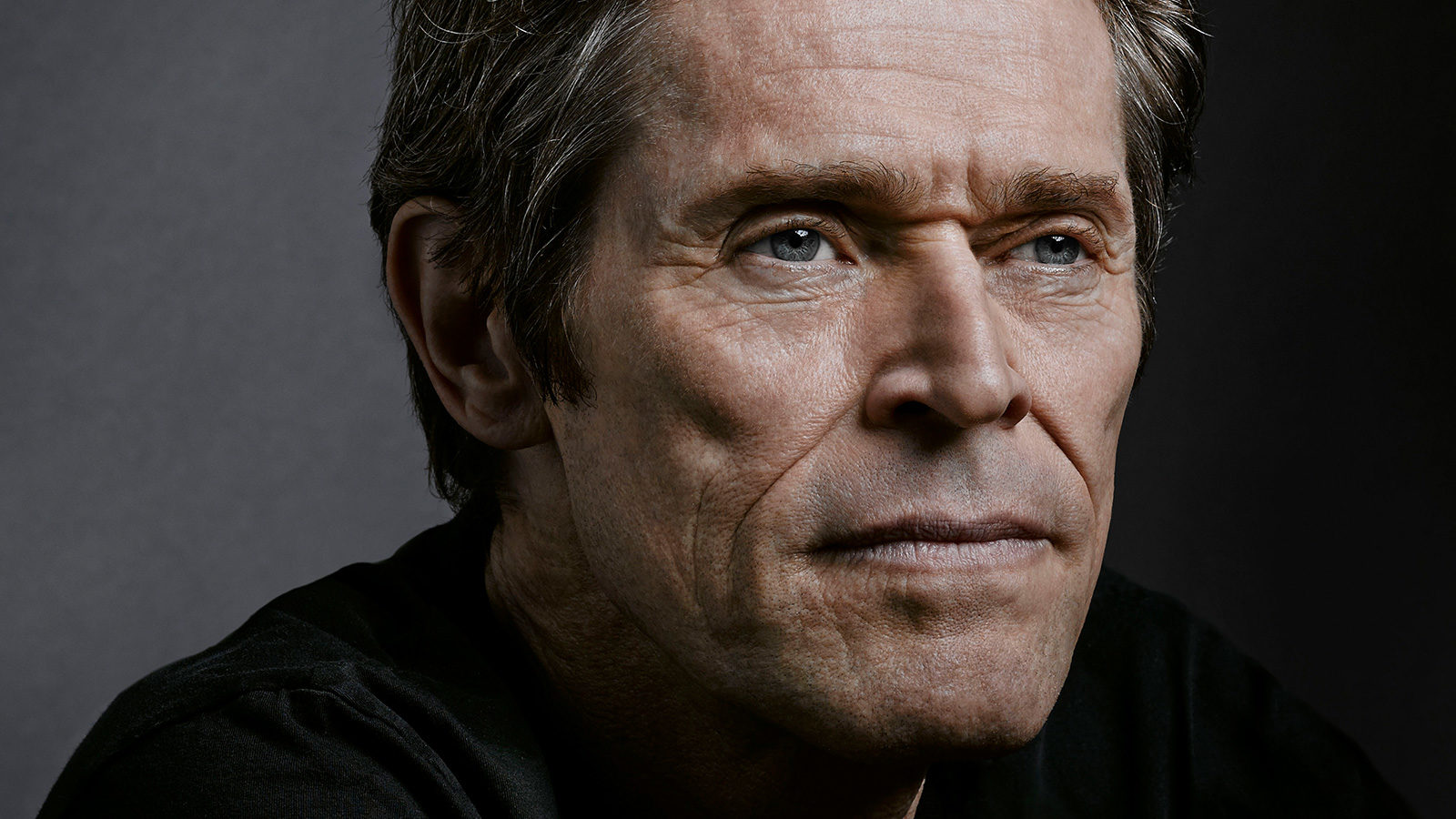 A Conversation with Willem Dafoe