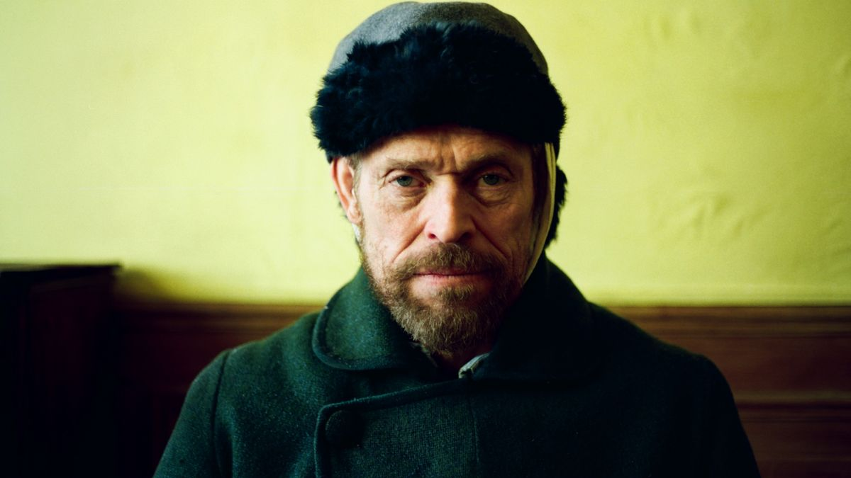 At Eternity's Gate: Willem Dafoe unravels his Oscar