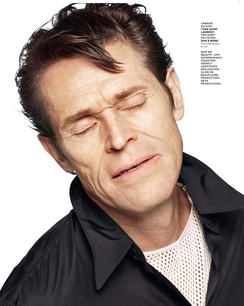 Pictures of Willem Dafoe