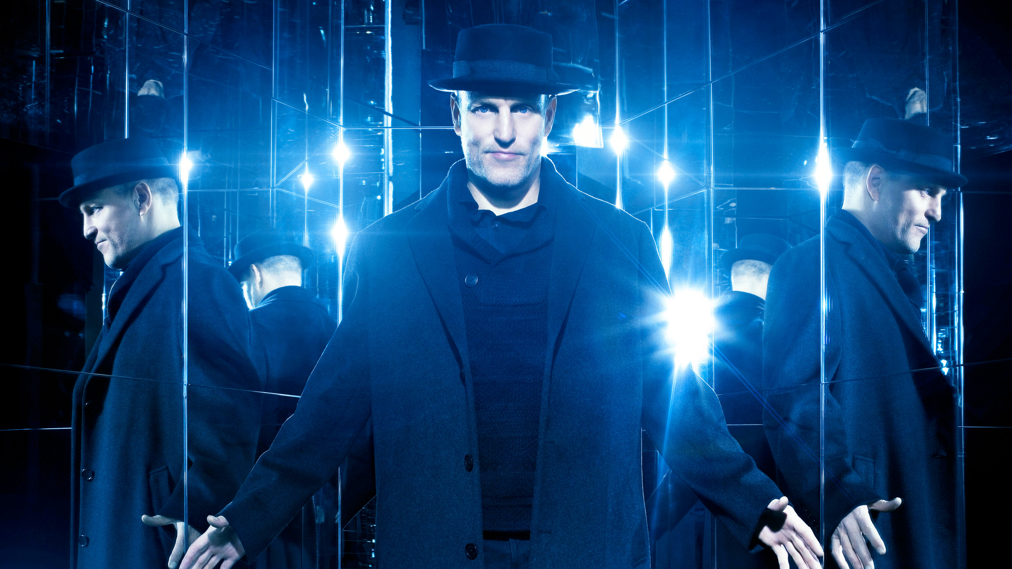 Woody Harrelson Now You See Me 2 Wallpapers