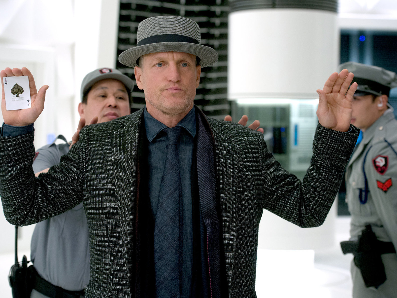 1600x1200 Woody Harrelson Now You See Me 2 1600x1200 Resolution HD