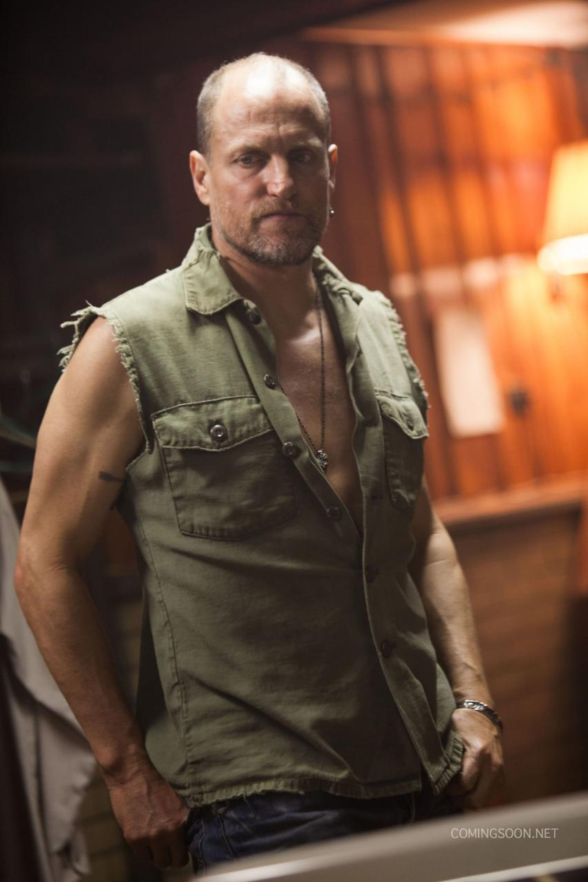 OUT OF THE FURNACE Image; OUT OF THE FURNACE Stars Christian Bale