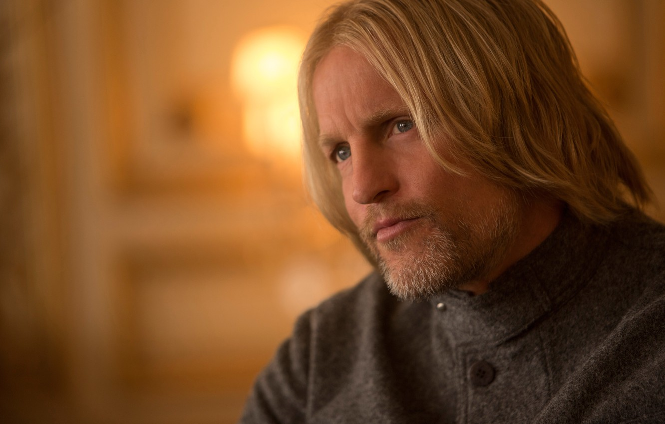 Wallpapers Woody Harrelson, Woody Harrelson, The hunger games