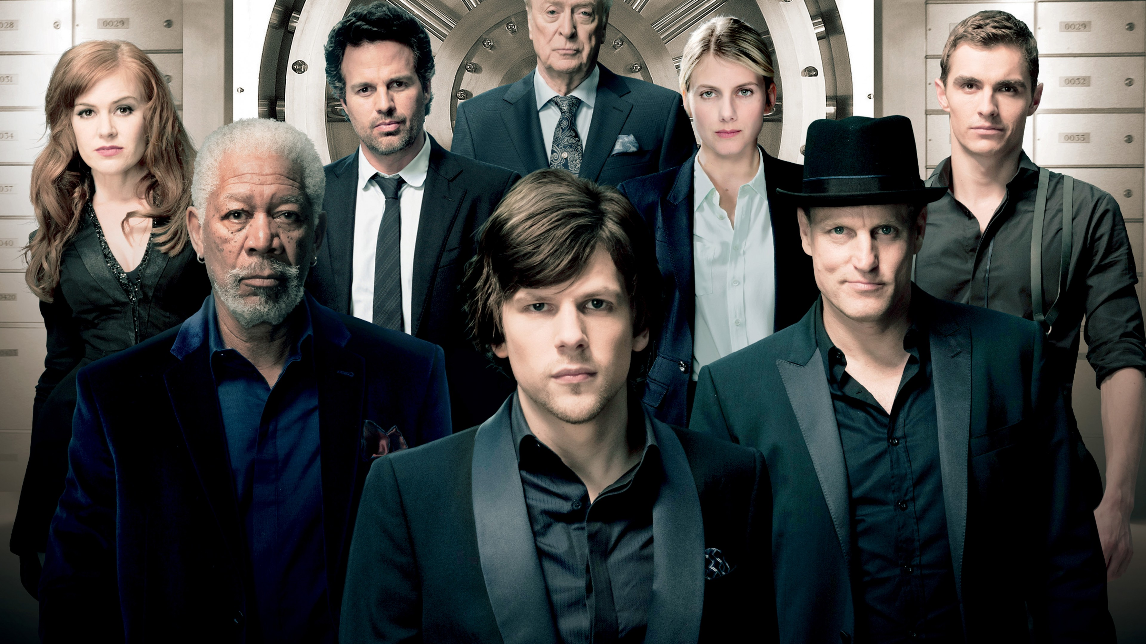 Wallpapers Now You See Me 2, Jesse Eisenberg, Woody Harrelson, Dave