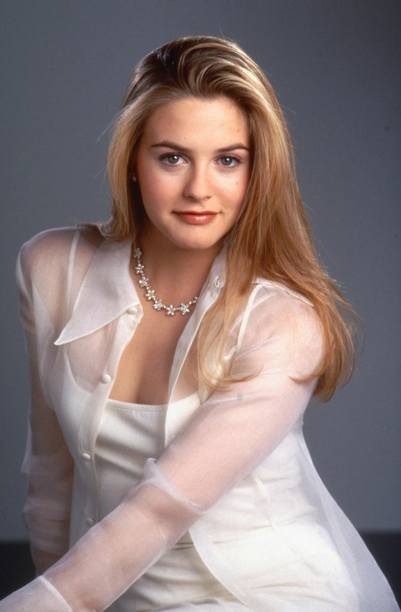 Alicia Silverstone Clueless HD Wallpaper, Backgrounds Image