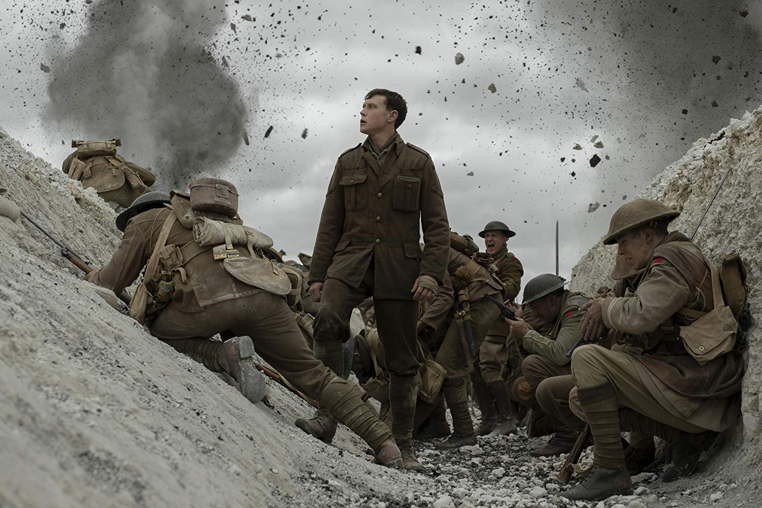 1917' Review: Sam Mendes Crafts a Stirring Single