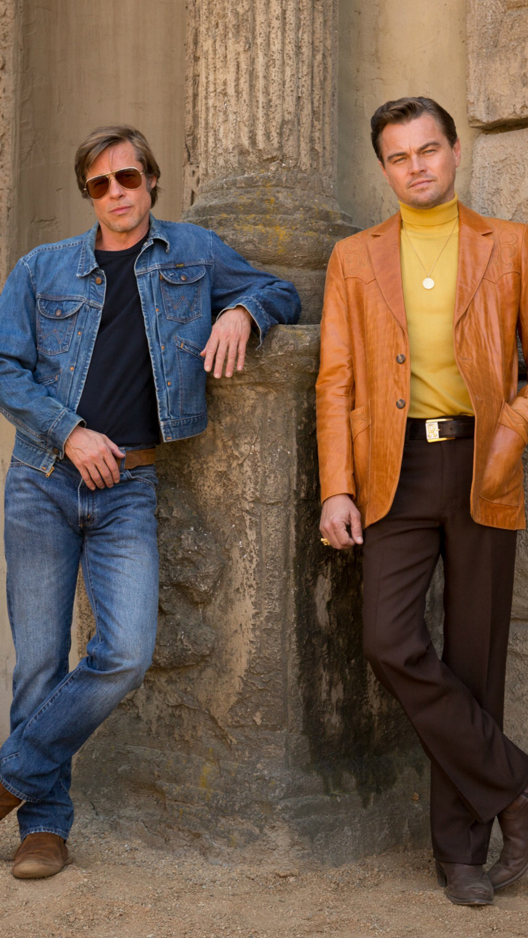 2160x3840 Once Upon A Time In Hollywood 2019 Sony Xperia X,XZ,Z5