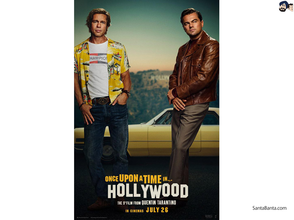 Once Upon A Time In Hollywood Movie Wallpapers