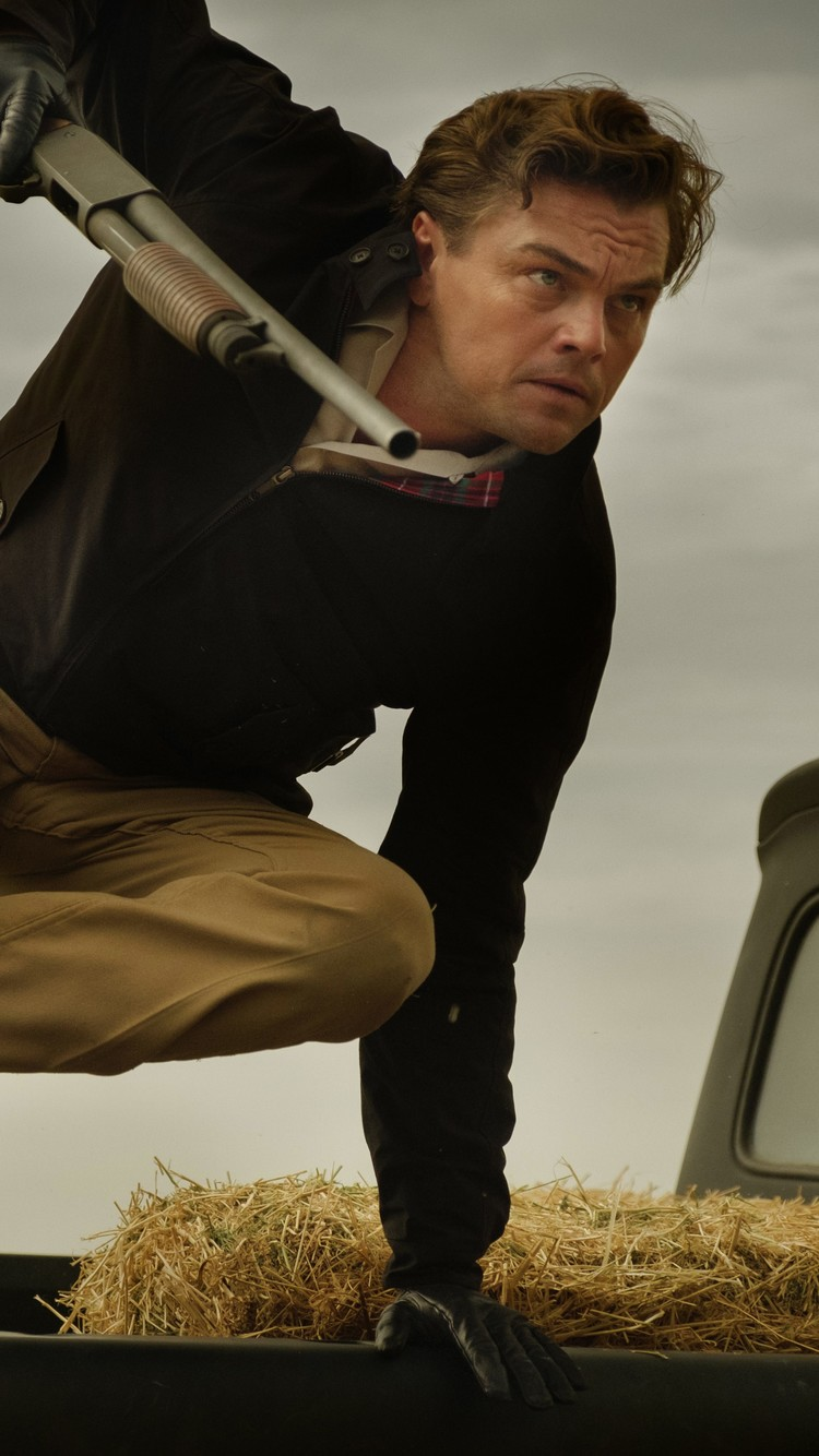 750x1334 Leonardo DiCaprio In Once Upon A Time In Hollywood iPhone 6