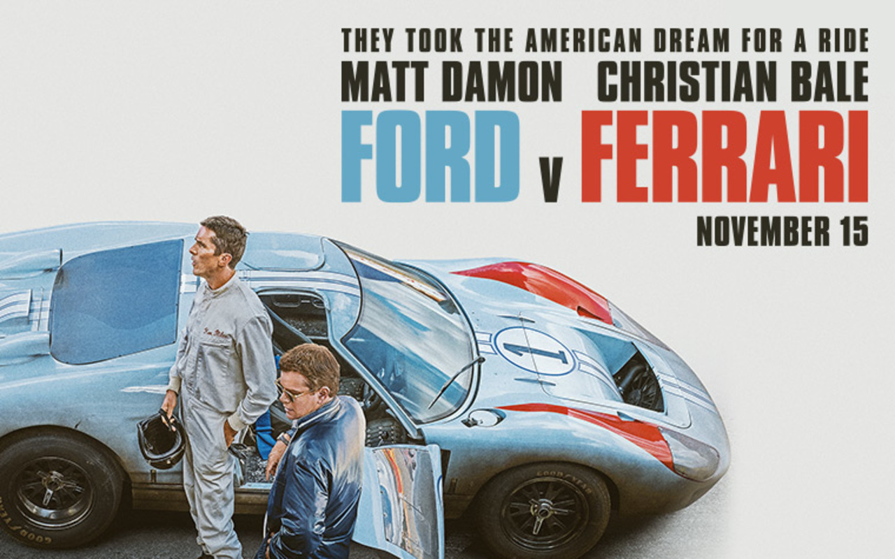 A Story of Revenge, Ambition and Success: Ford v Ferrari