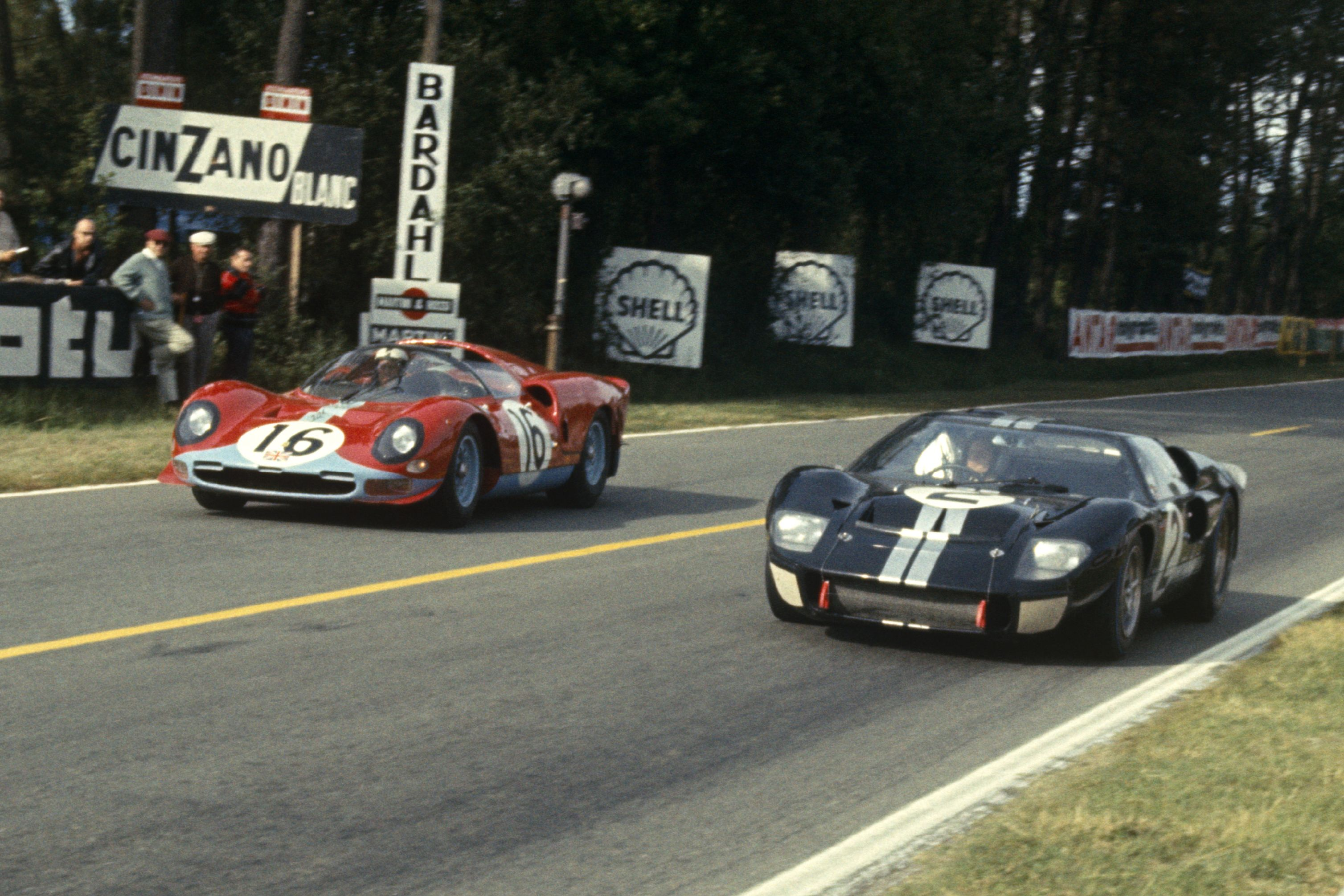 Ford v. Ferrari Movie Gets November Release Date