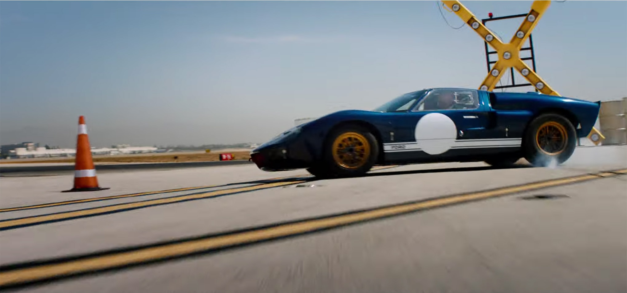 Ford v Ferrari Movie Trailer: Accuracy v Entertainment