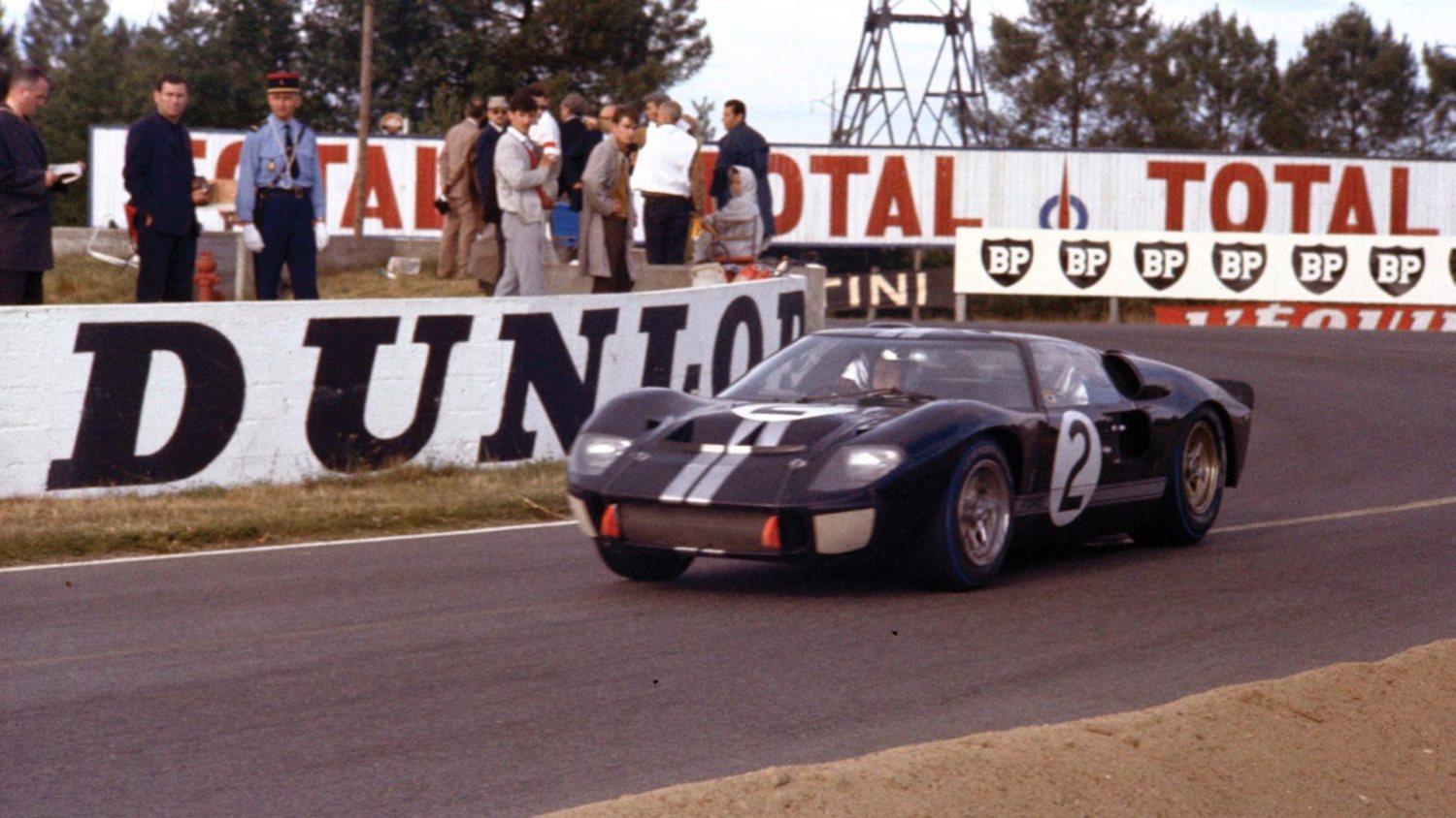 Ford v Ferrari: the real story of the GT40 at Le Mans