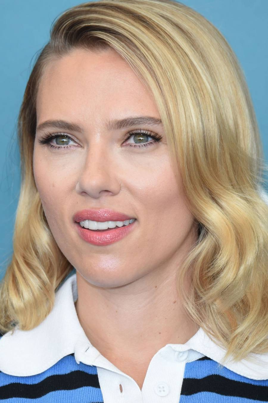 Scarlett Johansson At Marriage Story Photocall at Venice