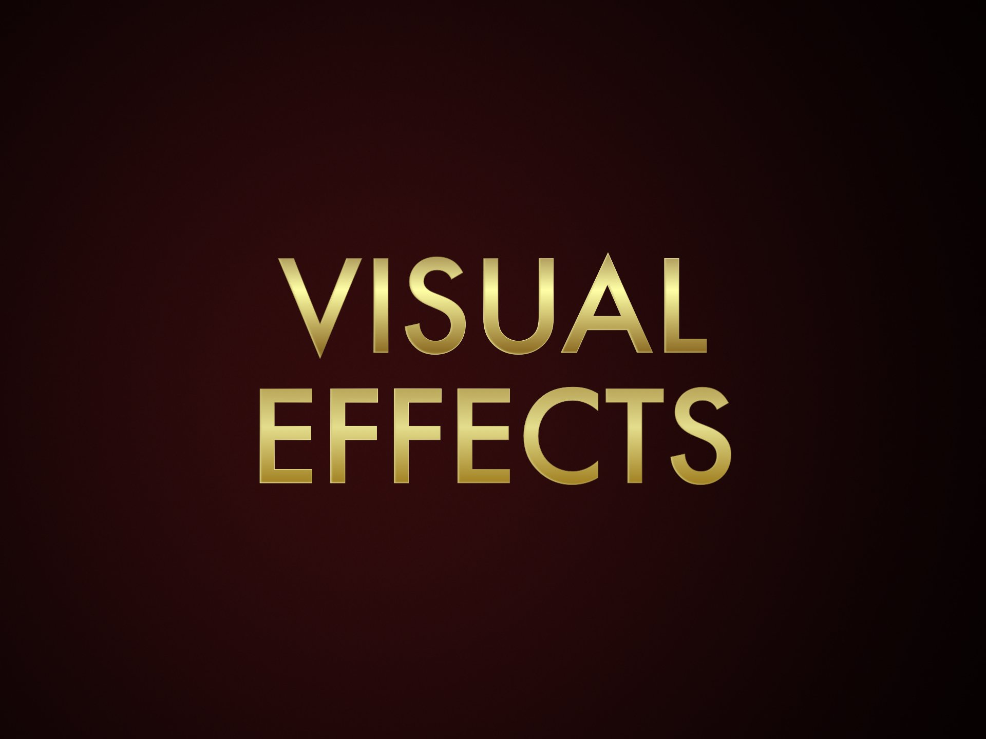 Visual Effects Oscar Nominations 2020