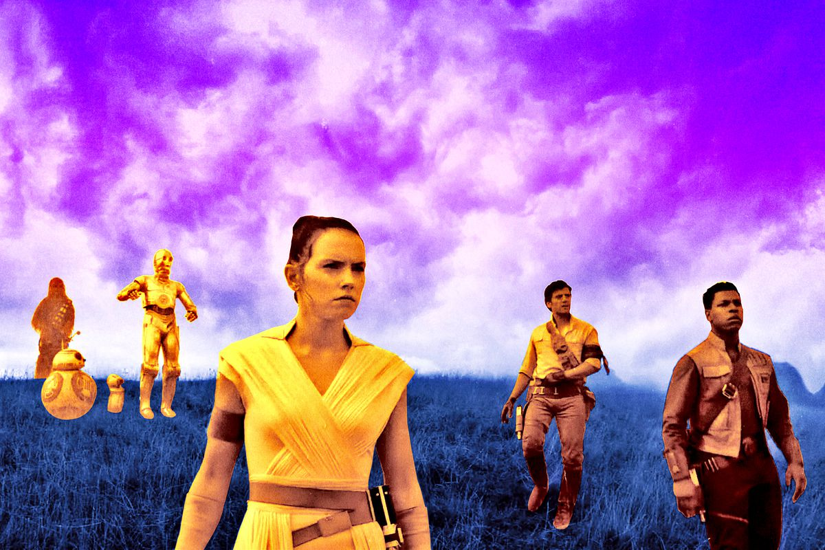 The 'Star Wars: The Rise of Skywalker' Trailer Exit Survey
