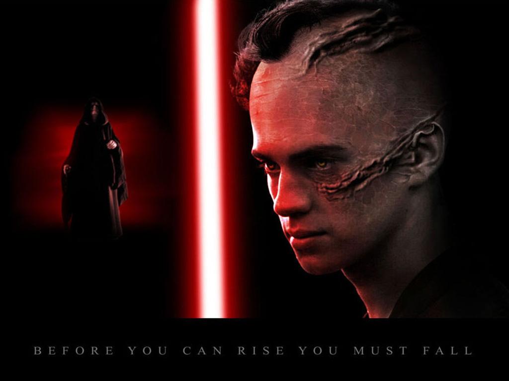1024x768px Star Wars Anakin Skywalker Wallpapers