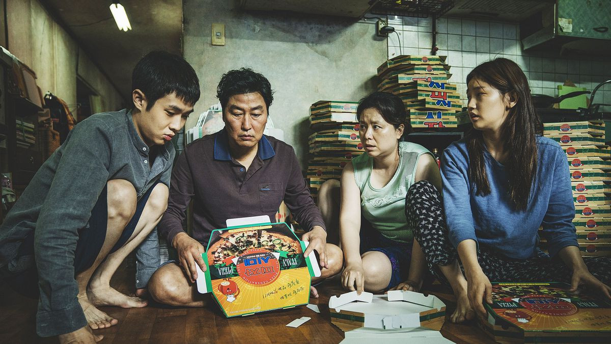 Parasite Review: Bong Joon
