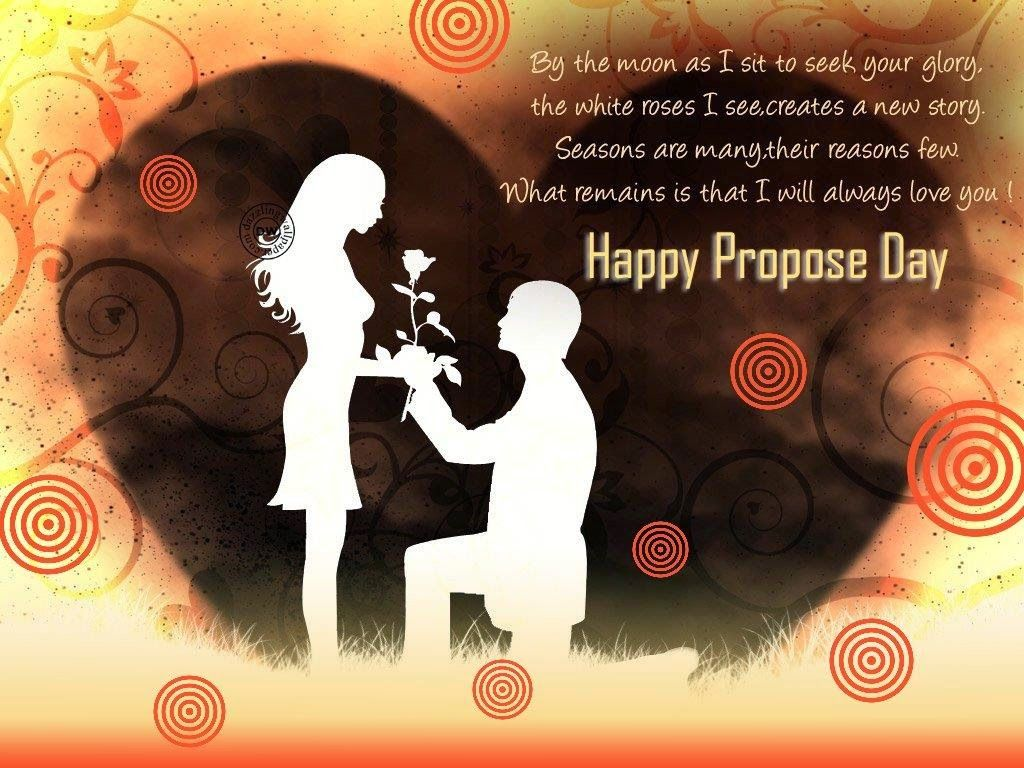 Happy Propose day Image, Pics, Photos & Wallpapers