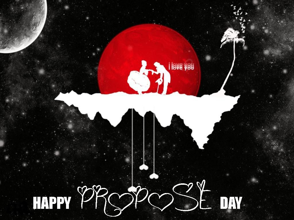 Happy Propose Day Wallpapers Hd – Quotes & Wishes for Valentine's Week