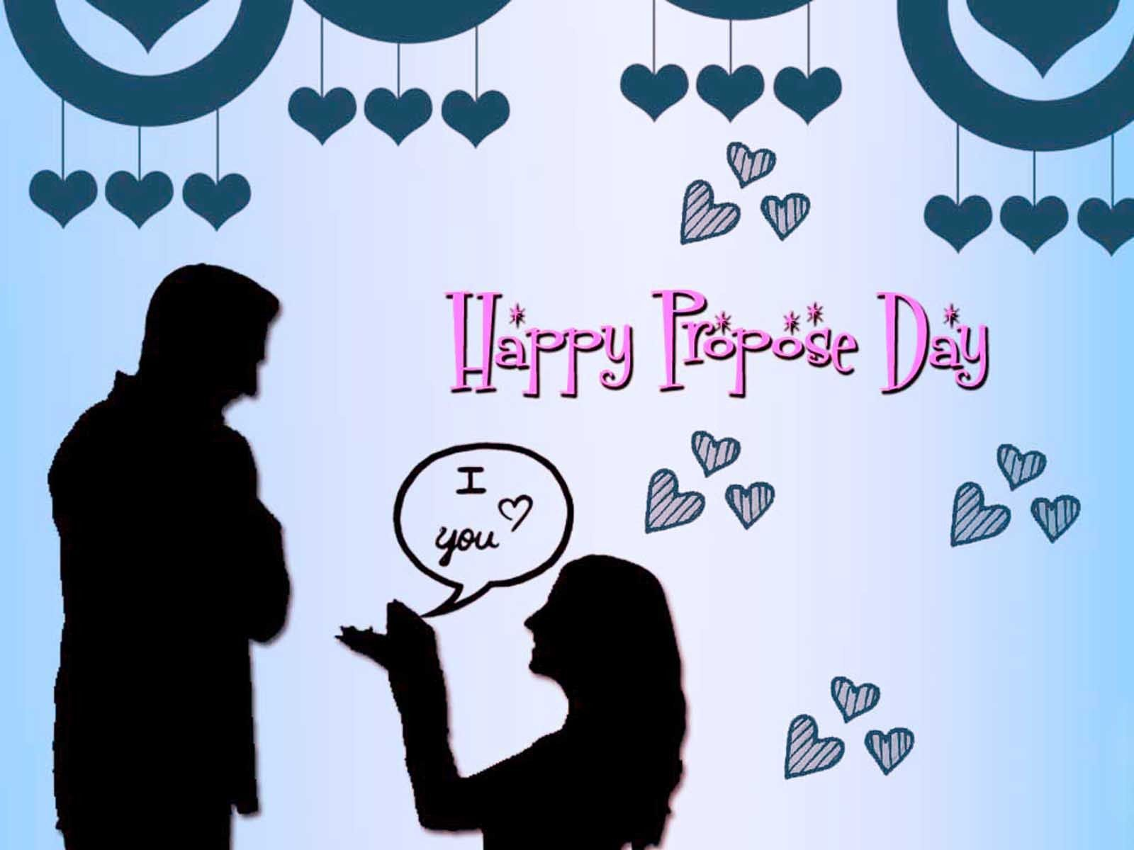 8th Feb 2018 Happy Propose Day Wallpapers Whatsapp dp Image Pics