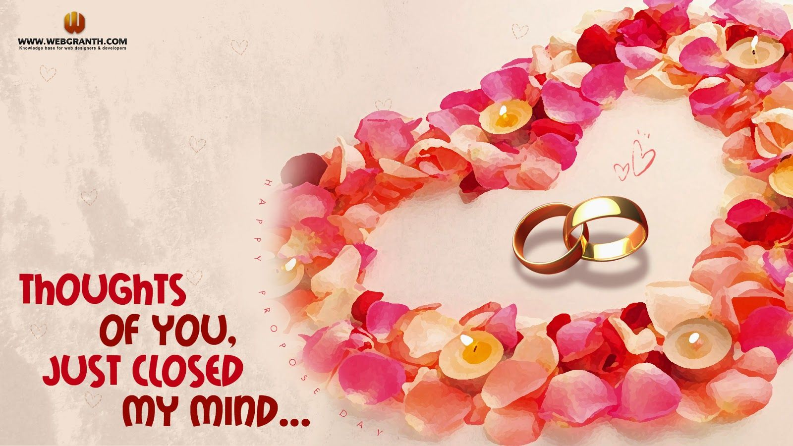 Happy Propose Day 2016 Wallpapers HD for Desktop