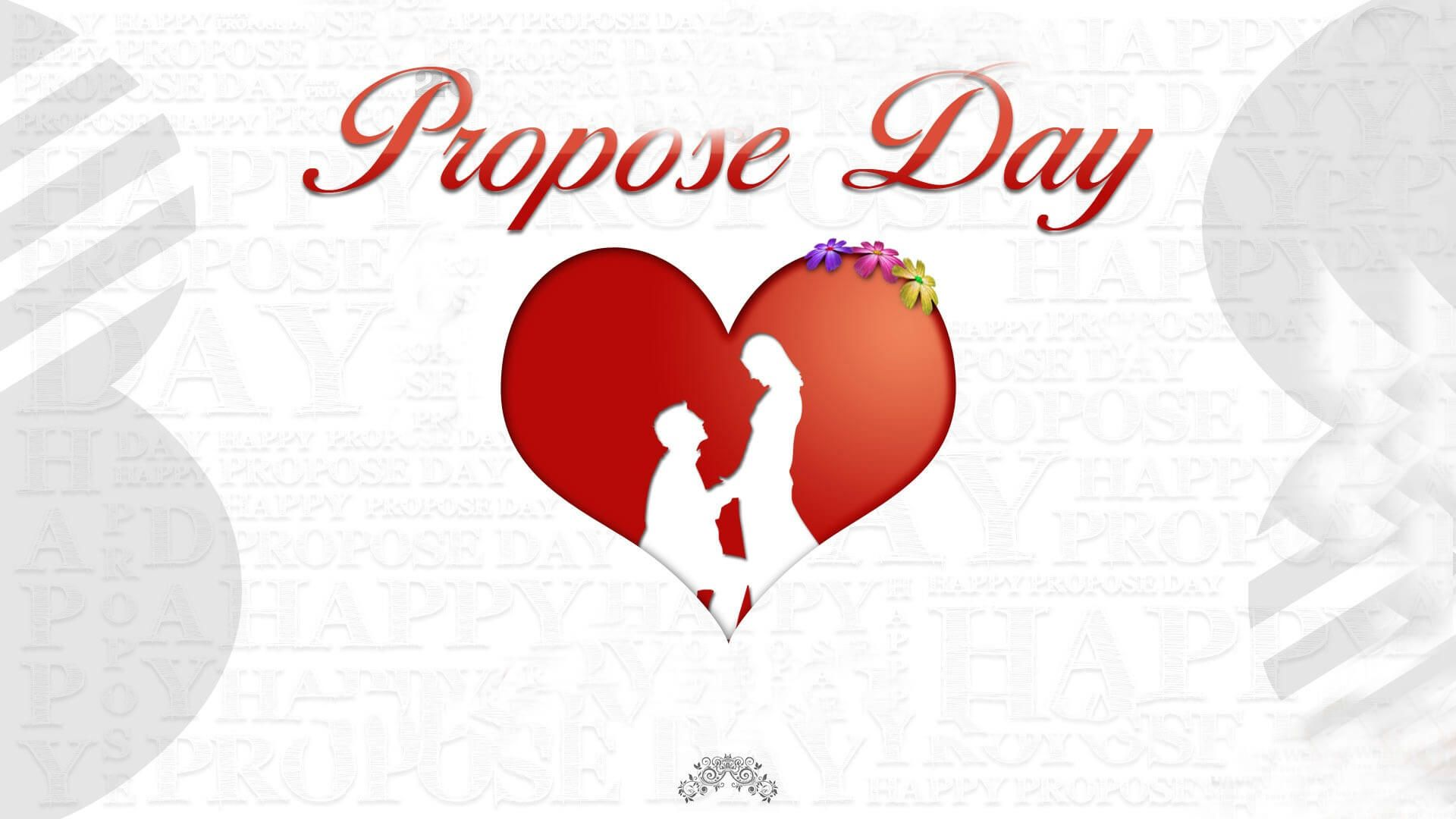 Propose Day Wallpapers for Mobile & Desktop
