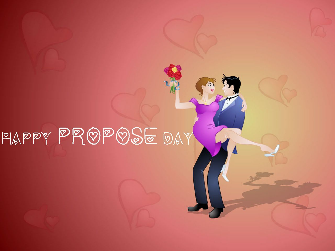 Top 23 Best Happy Propose Day Wallpapers, Image and Pics