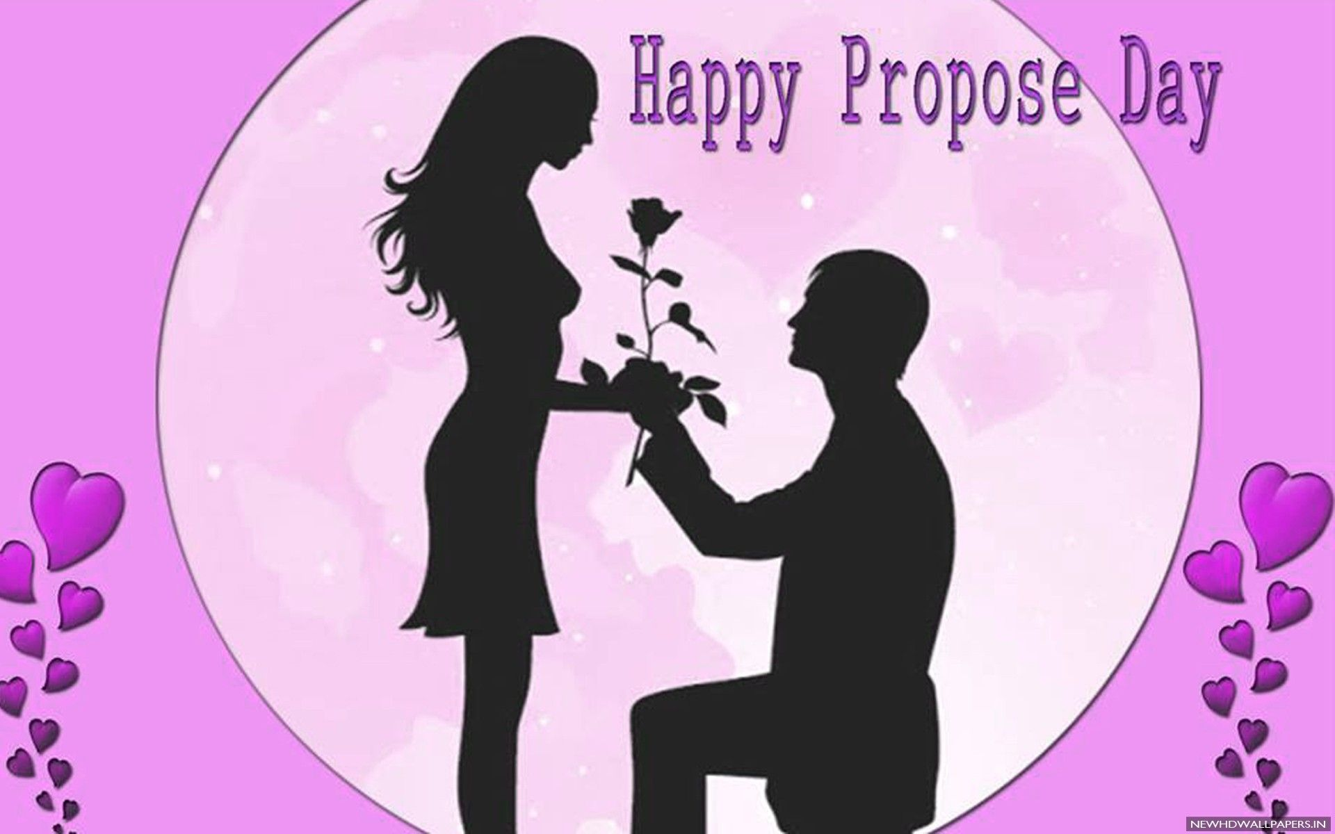 Happy Propose Day 2015 Latest Image Wallpapers