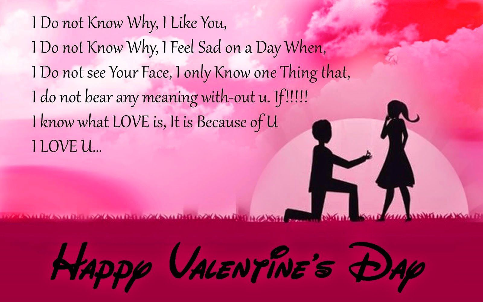 Happy Propose Day Quote Hd Wallpapers