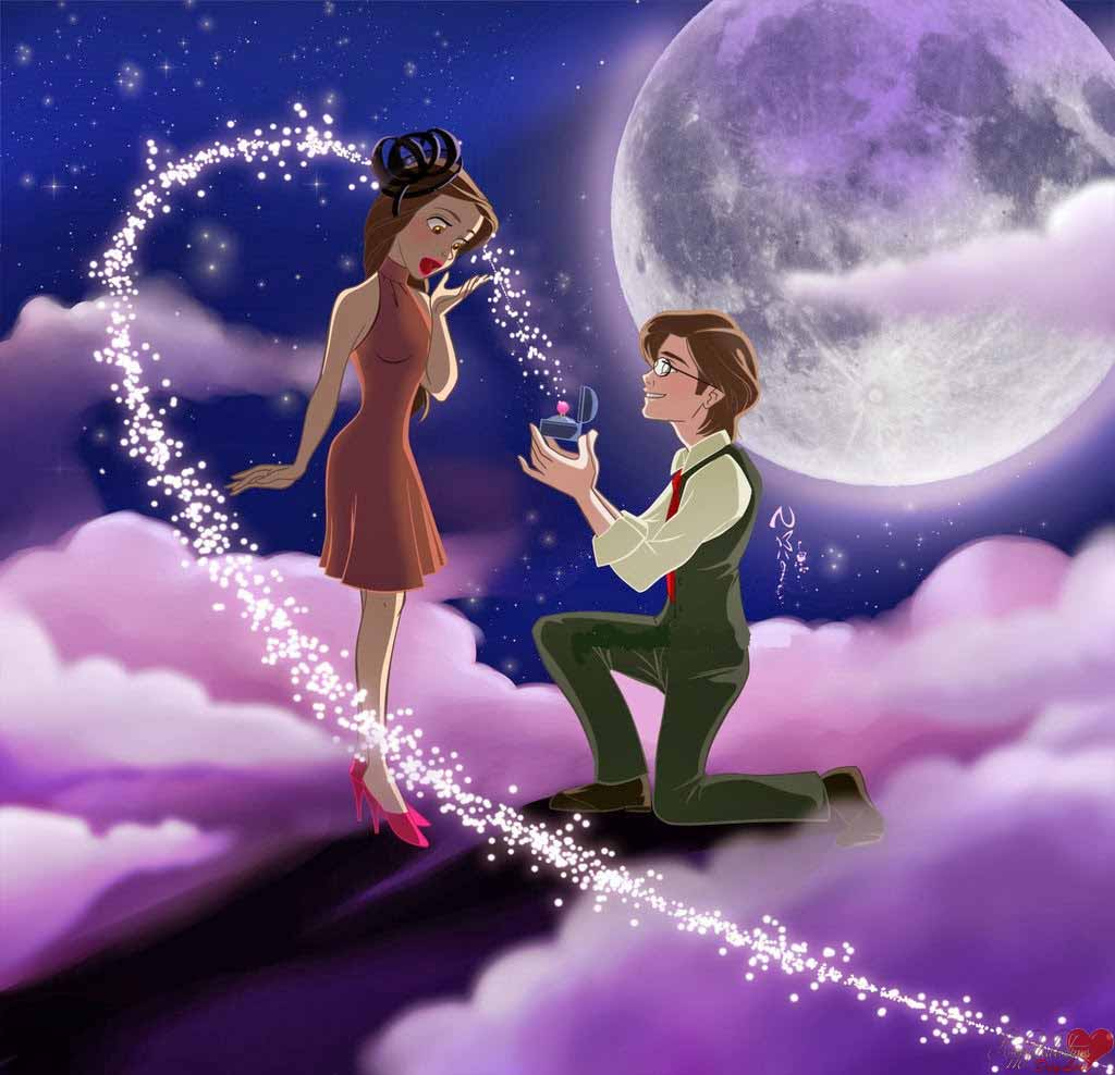 Propose Day February 8th 2018