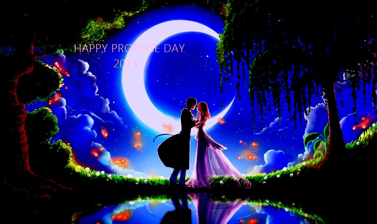 Happy Propose Day 2014 HD Wallpapers Wallpapers