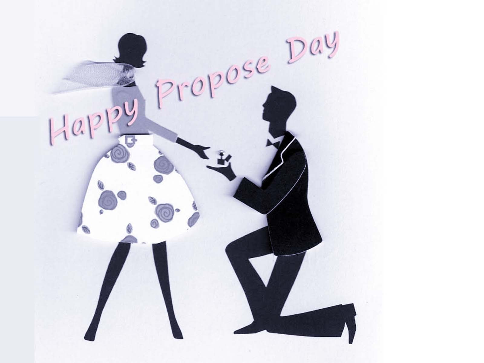Happy Propose Day HD Image For Facebook