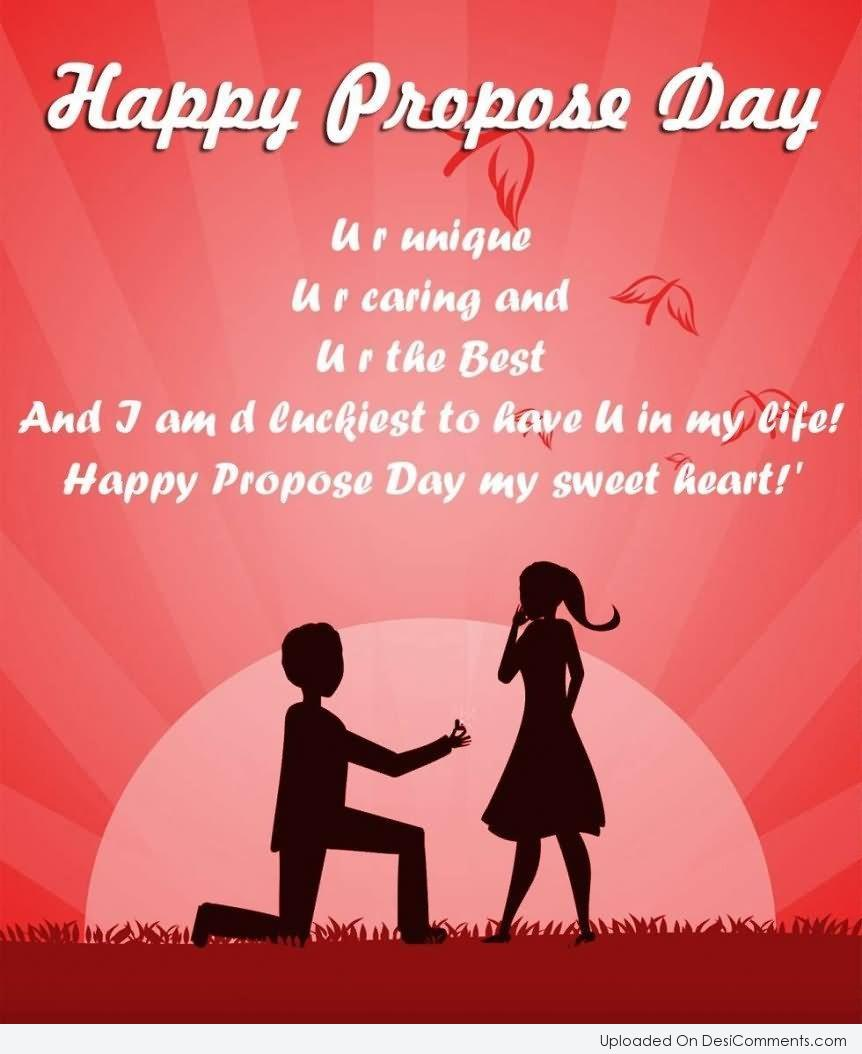 20 Best Propose Day Image